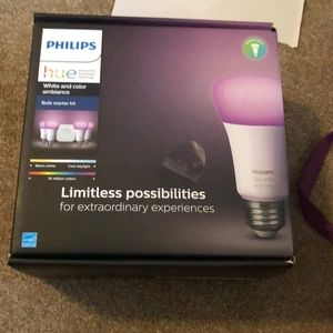 Brand new Personal Wireless lighting